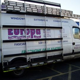 Europa home improvements double glazed windows, doors and conservatories