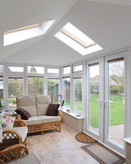 Conservatory Roof Warm Insulated Interior