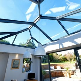 Roof lanterns custom design and installation